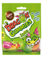 DRAGON GUMMIES SOUR -  mix of gummies with different flavours: raspberry, apple, lemon, cherry, orange, pineapple