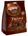 TRUFFLE -  Chocolate coated candies with rum flavour
