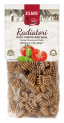Radiatori with Tomato and Basil - Italian flavoured pasta
