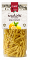 Torchietti with Lemon - Italian flavoured pasta