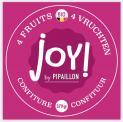 Joy!  - 4 red Fruit Jam