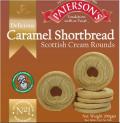 Caramel Shortbread Scottish Cream Rounds