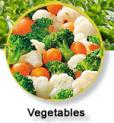Crop's Frozen Vegetables
