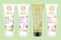 Natural Certified Hand and Foot Creams