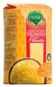 Organic yellow corn flour BRAMATA 1kg