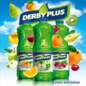 "Natural Juices and Nectars ""Derby Plus"""