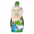 BIOMIO BIO-CARE Eco Dishwashing Liquid With Tangerine P.E. Oil, Silver Ions And Cotton Extract