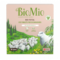 BIOMIO BIO-TOTAL Eco Tablets For Dishwashers With Eucalyptus Essential Oil