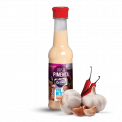 Garlic with pepper Sauce