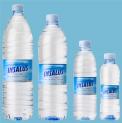 Natural mineral water (Pet)
