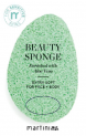 Beauty sponge enriched with aloe vera - delicate skin
