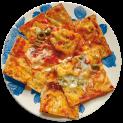 Pizza-Style Focaccia From Recco