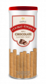 Pathos Cookie Straws with Chocolate Cream 500g