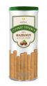 Pathos Cookie Straws with Hazelnut Cocoa Cream 500g