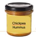 Hummus Spread Vegan Organic