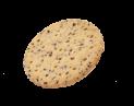 Gluten-free savoury biscuits with poppy seeds