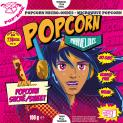 MARVELOUS  MICROWAVE POPCORN -  POP UP BOX-  SWEET