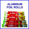 Aluminium Foil Rolls and Catering Rolls