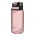 Ion8 Leak Proof Water Bottle, BPA Free, Rose Quartz, 350ml (Example of Recyclon Sport Range)