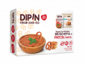 Dipin Dips & Pretzel Snack Boxes