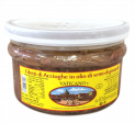 Anchovies fillets in sunflower oil - jar