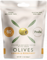 Marinated olives - Lemon & Rosemary, 30g, 50g - snack size