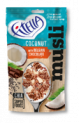 FITELLA MUSLI Coconut, Crunch with Belgian Chocolate and Chia 50g
