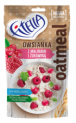 FITELLA OATMEAL RASPBERRIES AND CRANBERRIES 50g