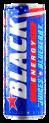 Black Energy Drink Blueberry 250 ml