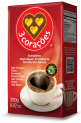 3 CORAÇÕES EXTRA STRONG COFFEE VACUUM PACK