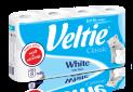 Veltie Classic Bath Tissue White 8rolls 144sh