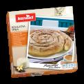 Spira Filo Pie with vanilla custard cream (Bougatsa Spira)