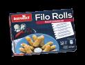Filo Rolls Mediterranean