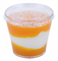 AIRLINE CATERING DESSERT CUPS