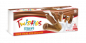 Twisties Cookie Straws with Chocolate Cream 125g