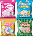 BEBETO MARSHMALLOW - P&W; WATERMELON; ROLLER; RAINBOW TWIST