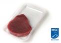 MSC Tuna Slices Frozen Skin Pack