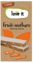 Fruits and Nut Bars - Healthy Snack