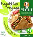 FAGOTTINO VEGANO (Vegan Unleavened Dough Bundle)