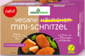 Green Legend Frozen Mini Schnitzel Like Chicken