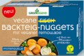 Green Legend Frozen Vegan Nuggets Like Fish