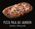 Pizza Pala au jambon  170G