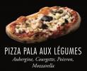 Pizza Pala aux légumes 170g