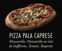 Pizza Pala caprese 170g