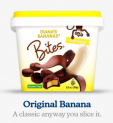 Ice Cream - Banana Bites Box