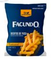 Frozen Fries - shaped