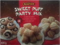 Sweet Puff Pastry Mix