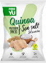 FreeYu Quinoa multigrain snacks and sea salt