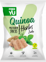 FreeYu Quinoa multigrain snacks and herbs