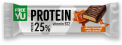 FreeYu protein bar with salted caramel